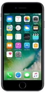 APPLE IPHONE 7 32GB JET BLACK CZ