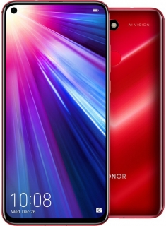 HONOR View 20 256GB Phantom Red