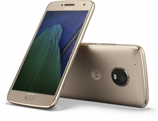 LENOVO Moto G Plus 5.generace DS Gold