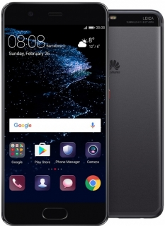 Huawei P10 64GB Single Sim Graphite Black CZ